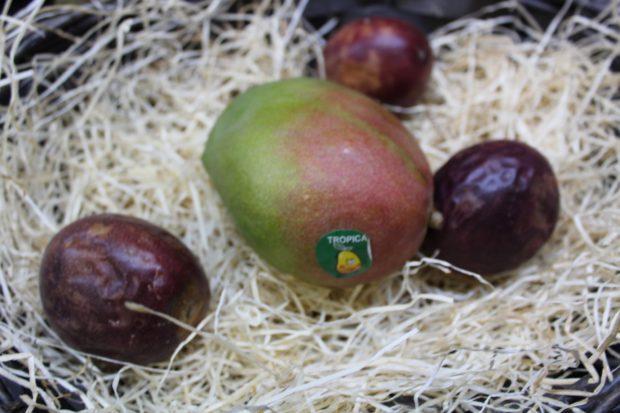 Mangue & Fruits de la passion