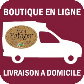 Logo boutique livraison